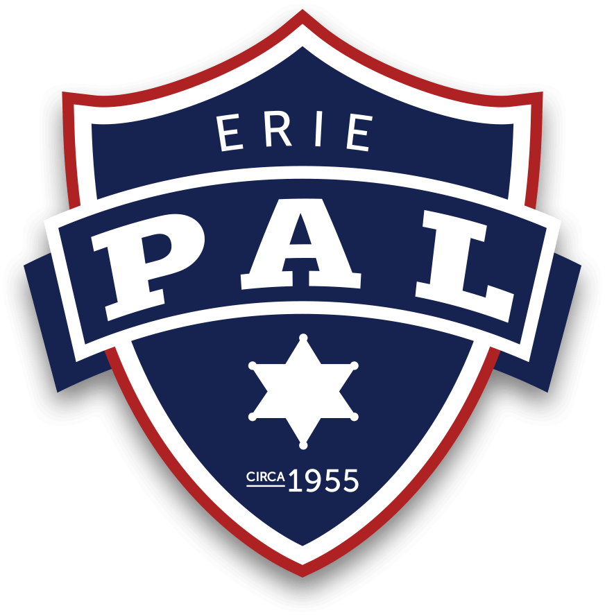 Erie Police Athletic League logo